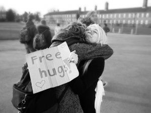 Παγκόσμια Ημέρα Αγκαλιάς